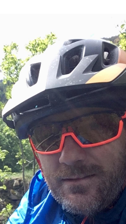 Luca Spaladore escursioni in bici Valle d'Aosta